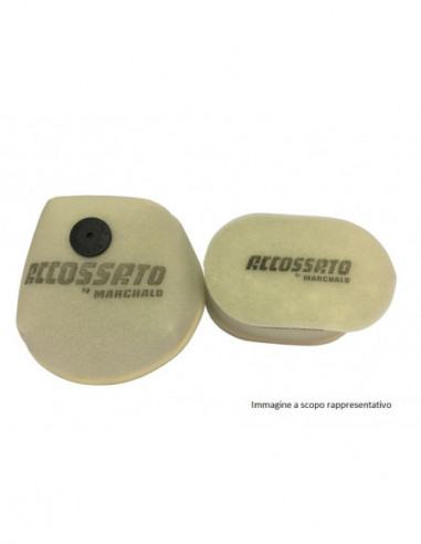 Air Filters by Marchald - Made In Italy - Accossato - Cod. MK207