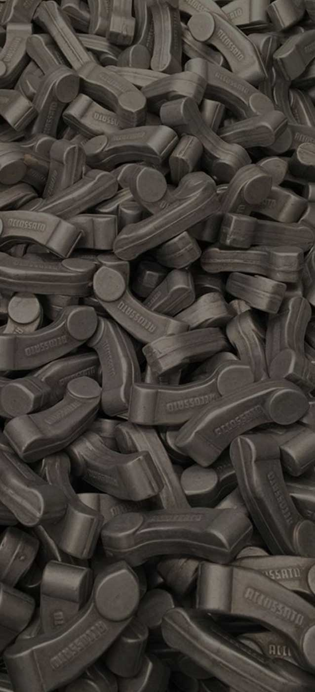 Accossato Forgiatura Alluminio