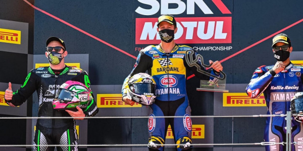 World Supersport and CIV – Mahias and Cavalieri go wild