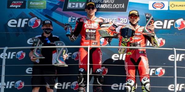 So many victories for Accossato Racing in the CIV race at Mugello.